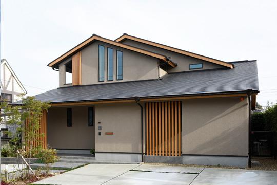 準和風の家