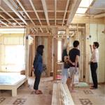 耐震構法 SE構法(重量木骨の家)構造見学会 開催しました_イメージ画像