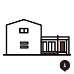 強い木の家 完成見学会「年中快適 ゼロエネハウス」