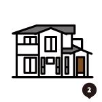 強い木の家 完成見学会「三井寺 小路の家」