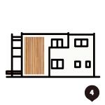強い木の家 完成見学会「クライミングハウス」